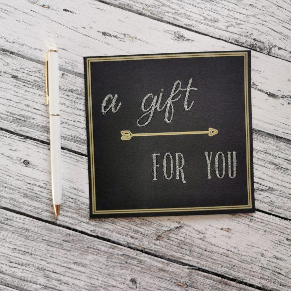 Gift Certificate Plain