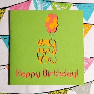 Balloon-Birthday-Card