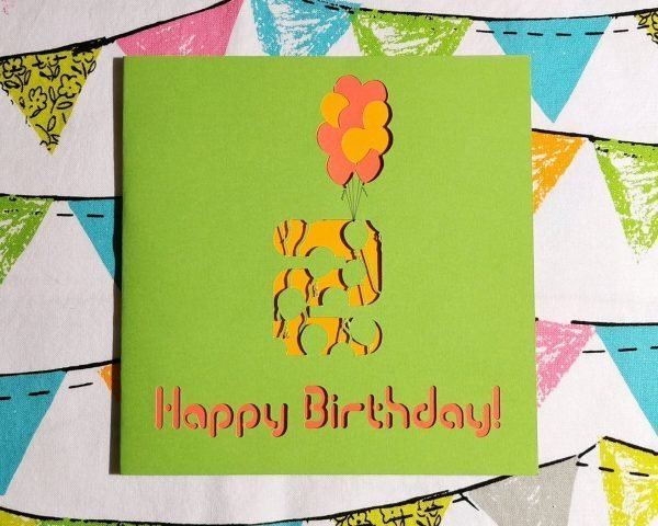 Balloon-Birthday-Card