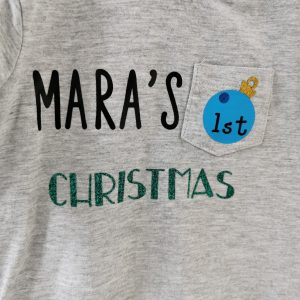 First Christmas - Personalizable