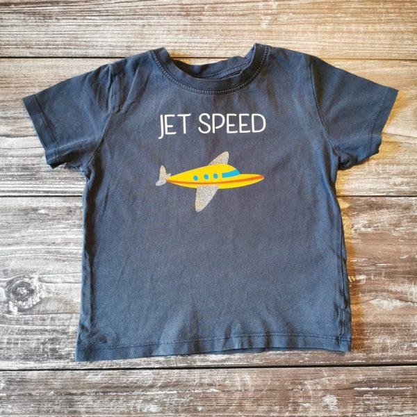Jet Speed Birthday Shirt