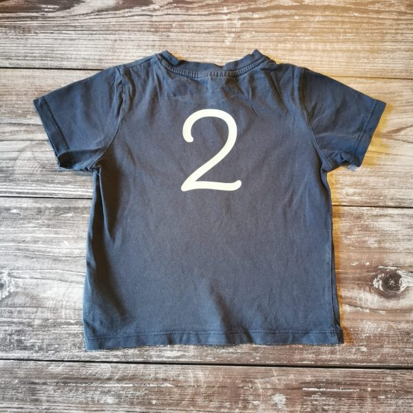Jet Speed Birthday Shirt Reverse