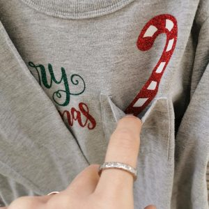 Merry Christmas Candy Cane Shirt