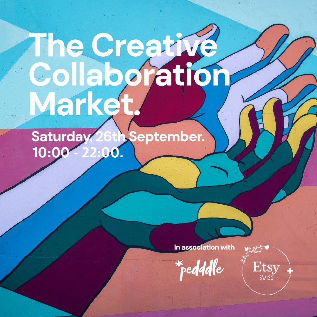 The Creative Collaboration Market (Virtual Event)