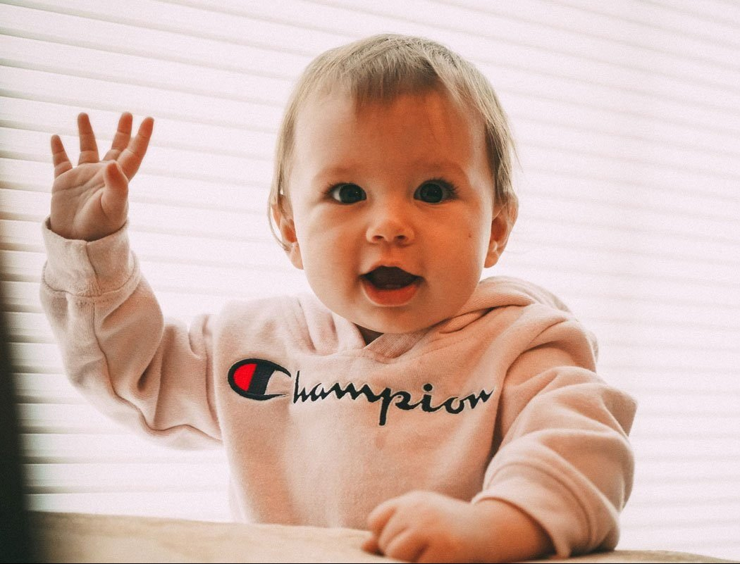 Baby Sign Language Example